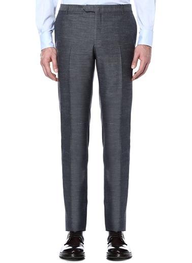 Corneliani Kumaş Pantolon Gri